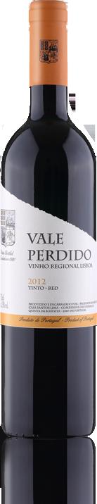 title='迷情山谷庄园红葡萄酒 VALE PERDIDO RED'